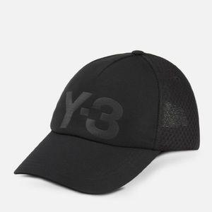 Y-3 Adidas logo Trucker Hat 🧢